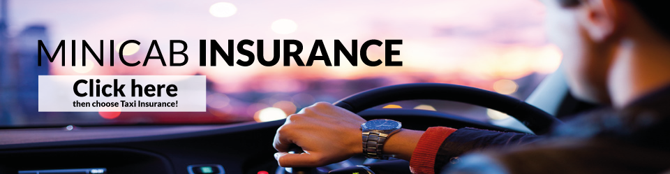 minicab insurance image